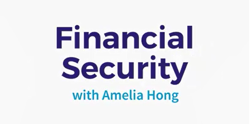 Financial Security (Video)