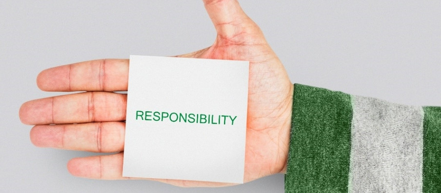4 Steps to Overcome Our Fear of Money – Step 1: Take responsibility. Take control. Take action.