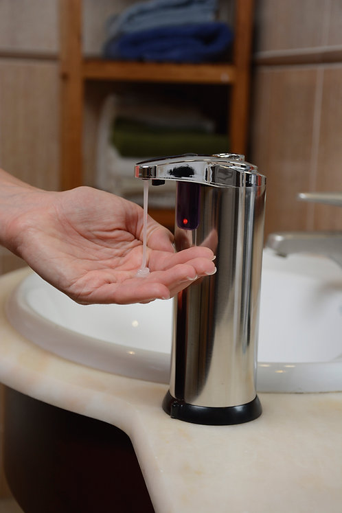 FORMUCLEAR HANDS FREE SOAP DISPENSER