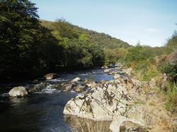 River Glaslyn in Aberglaslyn pass
