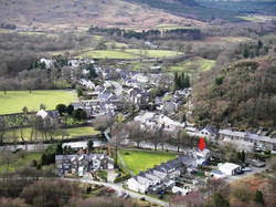 Beddgelert village