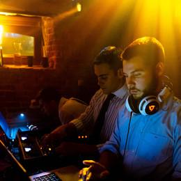 Le DJ du mariage