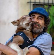 Le chien et son maître
