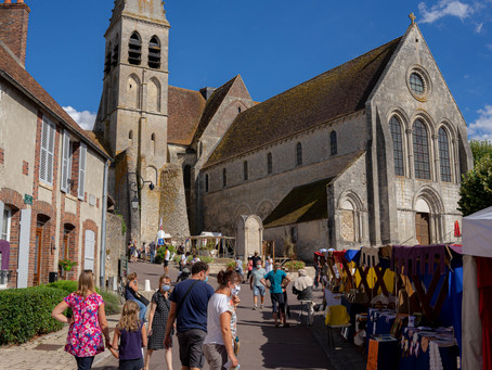 Les Médiévales de Ferrières-en-Gâtinais