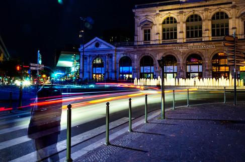 Le Fantôme de la Gare de Lille