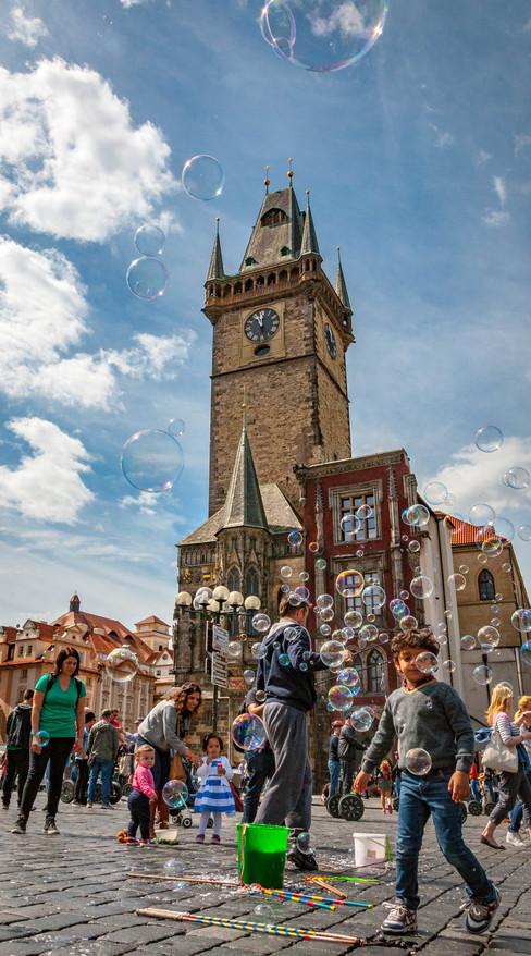 Grand Place de Prague