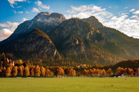 Montagne de Bavière