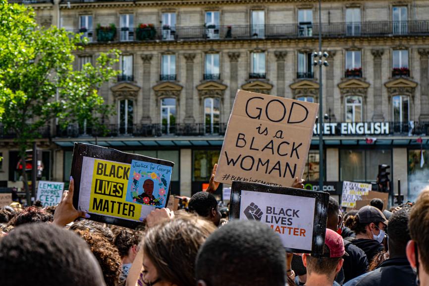 Slogans Black Lives Matter