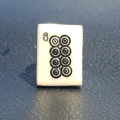Mahjong Circle #8 Ring