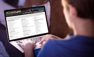 Trucker Tax Deduction Worksheet - Laptop