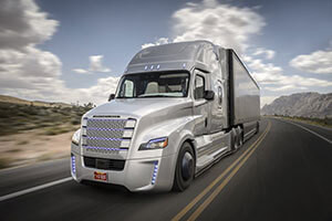 Self-Driving Trucks: Are Truck Drivers Out of a Job?