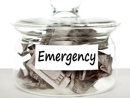 Starting an Emergency Fund