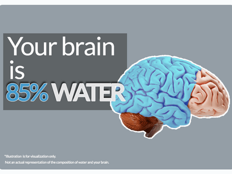 Lack of Water and Your Brain