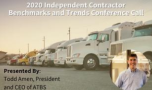 2020 Mid-Year Independent Contractor Ben