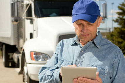 Trucker Managing an Over the Road Trucking Company