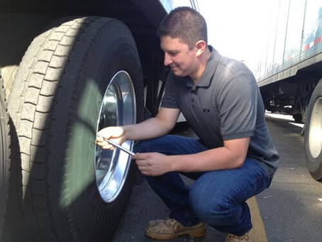 Save Your Tires; Improve Your Fuel Mileage