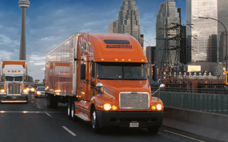 Tips for Fuel Efficiency from Schneider National