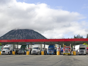 How much are you spending on fuel compared to other owner-operators?