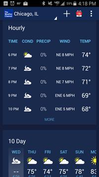 Weather app for truckers