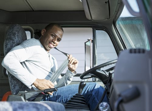 Truck Driver Living The Truck Driver Lifestyle