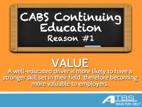 Top 5 Reasons for Continuing Education