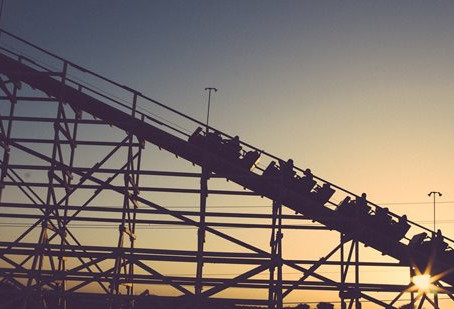 """Stay Calm on the Investment """"Roller Coaster"""""""