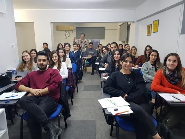 Erasmus Sınavı Soru Çözüm Taktikleri Dersi