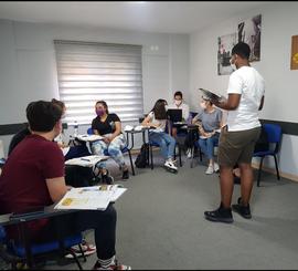 Pandemi Zamanında İngilizce Dersi