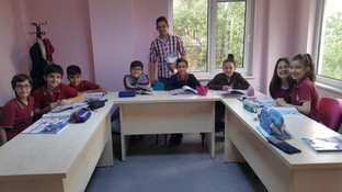 çocuklar için ingilizce kursu