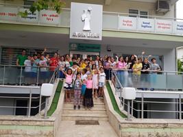 2019 Yaz Çocuk Grubu İngilizce