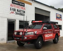 Coast Custom Auto Electrics REDARC