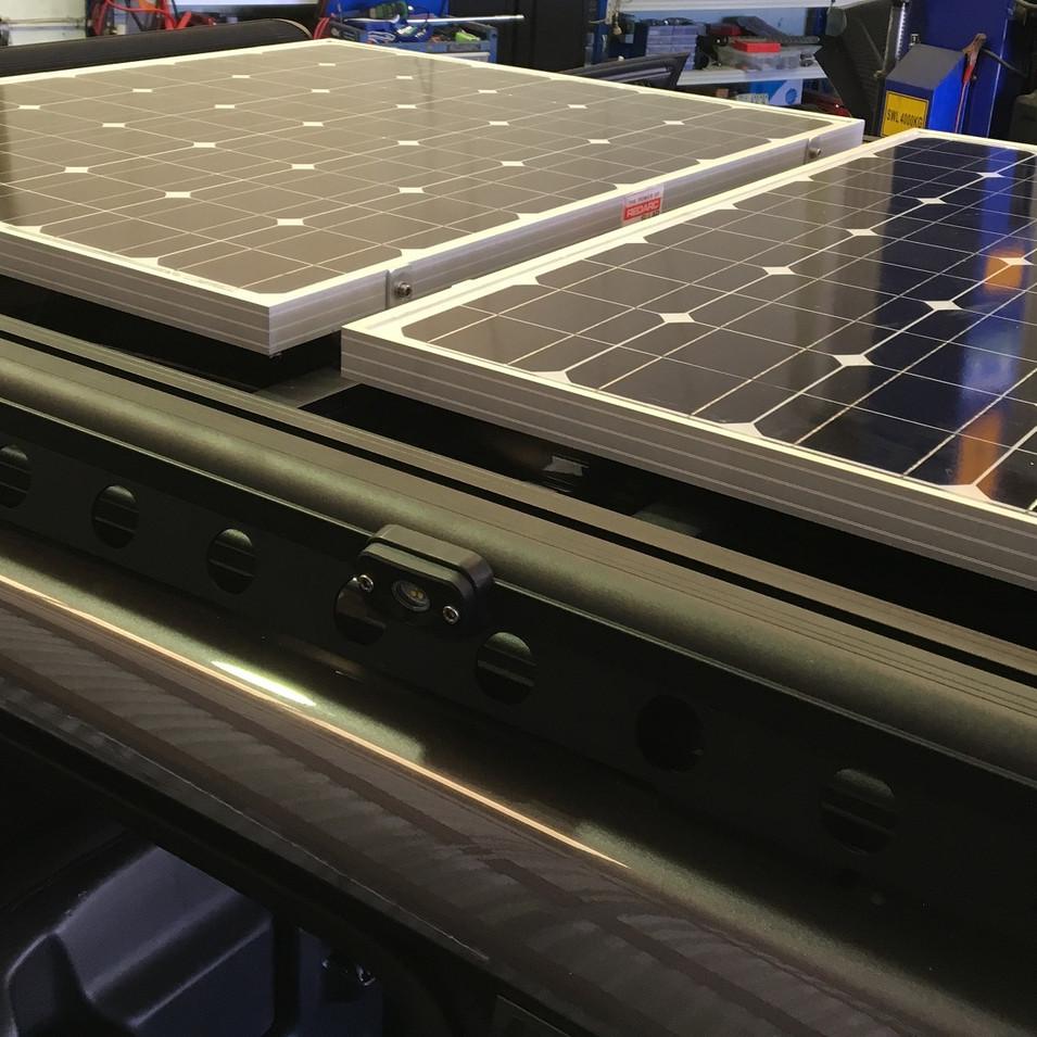 12 Volt Solar Setup 4WD