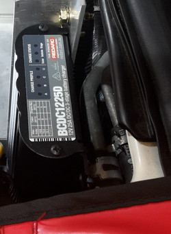 Dual Battery System REDARC DC DC