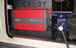 Dual Battery REDARC Inverter