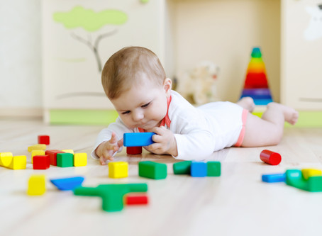 20 things your 3-6 month old might be starting to do (Conchita)