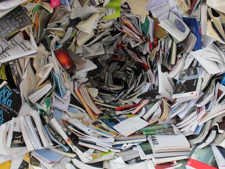 Top 5 items for a Newborn De-clutter