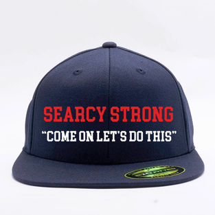 Searcy Strong Flex Fit Hat