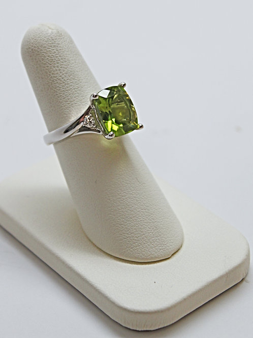 Peridot Fashion Ring