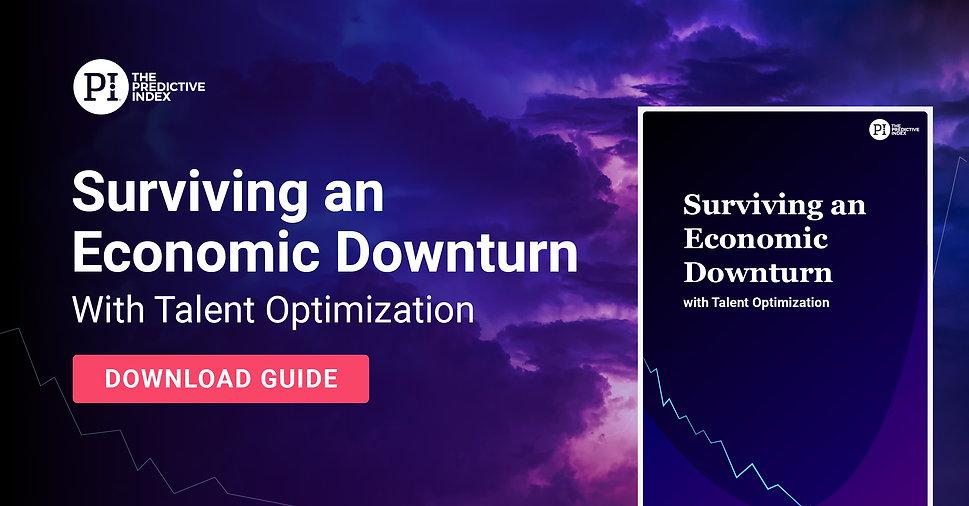 Surviving an Economic Downturn - social