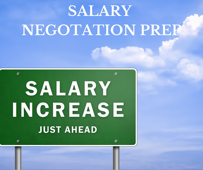 Add On - Salary Negotiation Strategy & Training