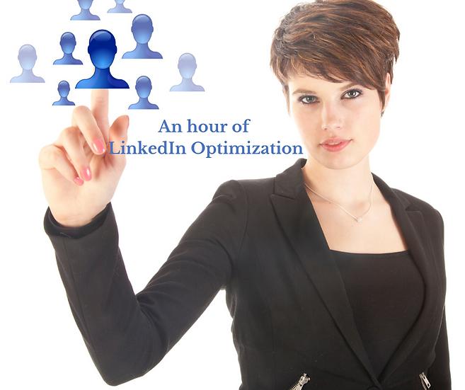 Add On - 1 Hour of LinkedIn Optimization