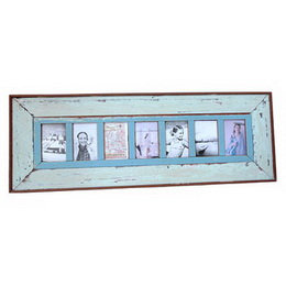 Rustic recycled wooden frame