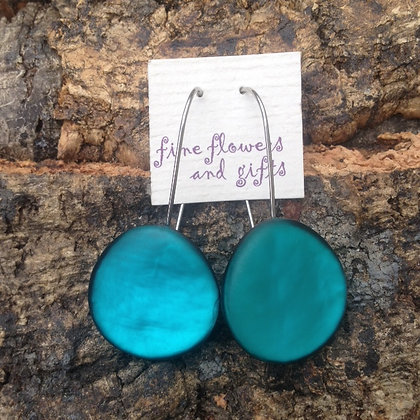 Origin pebble earrings