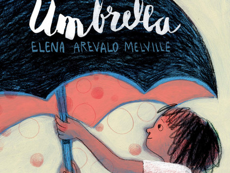 Umbrella by Elena Arevalo Melville