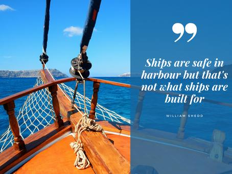 Start Sailing Now!