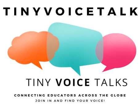 #TinyVoiceTalks - the Community