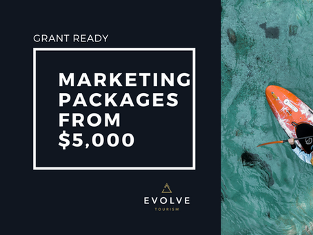 Grant Ready Marketing Packages