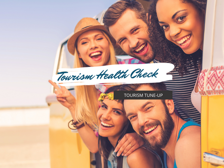 Tourism Marketing Health Check. Are you Ready?