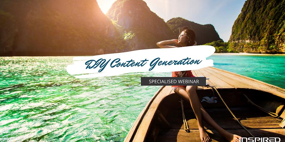 DIY Content Generation