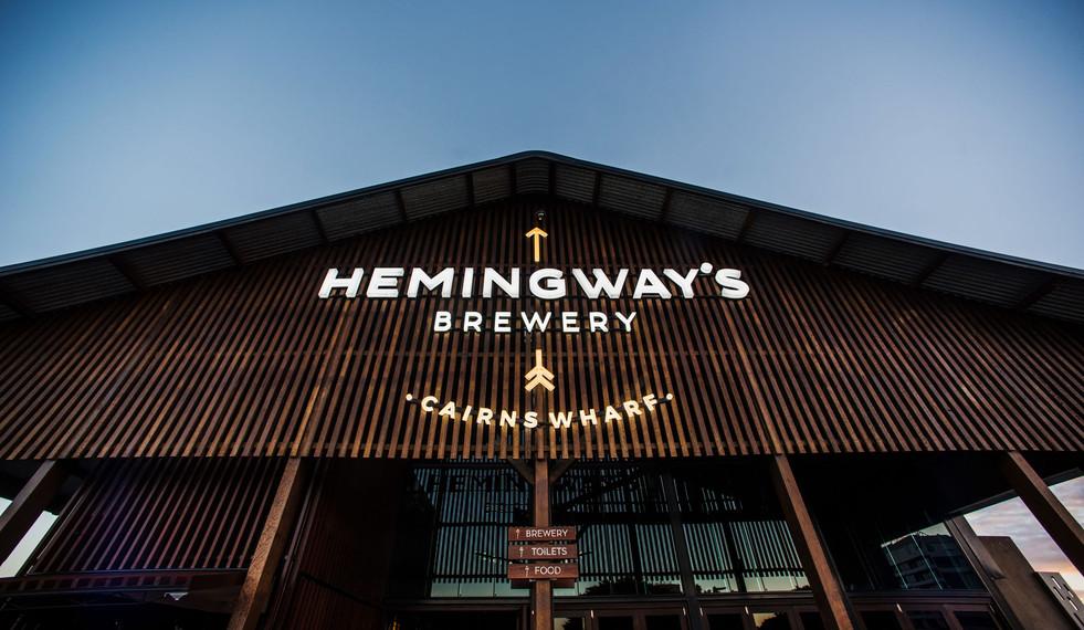 Hemingways Brewery, CAIRNS